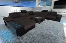 Sofa Dreams Sofa Bellagio XXL H, U Form XXL