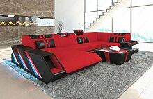 Sofa Dreams Stoff Wohnlandschaft Apollonia in der