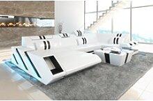 Sofa Dreams Wohnlandschaft Apollonia, U Form