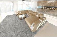Sofa Dreams Wohnlandschaft Apollonia, XXL U Form