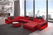 Sofa Dreams Wohnlandschaft Berlin, U Form
