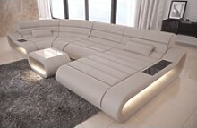 Sofa Dreams Wohnlandschaft Concept, U Form