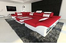 Sofa Dreams Wohnlandschaft Enzo M, U Form
