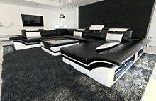 Sofa Dreams Wohnlandschaft Enzo, XXL U Form