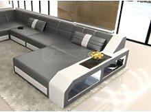 Sofa Dreams Wohnlandschaft Matera, XXL U Form