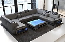 Sofa Dreams Wohnlandschaft Ragusa, U Form
