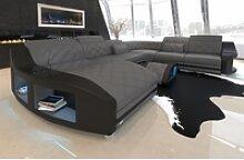 Sofa Dreams Wohnlandschaft Swing, XXL U Form