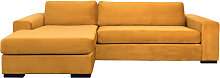 Sofa - Fiep Recamiere Links - Gelb