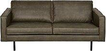 Sofa für Lounge Oliv Grün