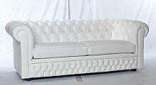 Sofa Gaillarde aus Echtleder LoftDesigns
