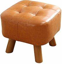 Sofa Hocker Sitzhocker Holz Fußhocker Stuhl