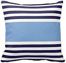 Sofa Home Decor Kissen Fall Bezüge Stripe Design, Color1, 20x20 inch