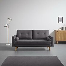 Sofa in Grau 'Alva'