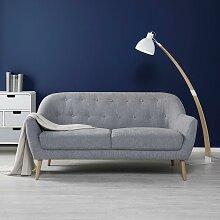 Sofa in Grau 'Anela'