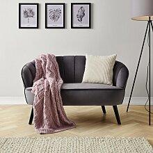 Sofa in Grau 'Luise'