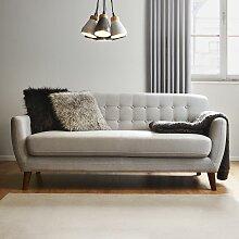 Sofa in Hellgrau 'Xavier'