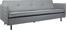 Sofa - Jaey - Groß - Hellgrau
