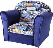 Sofa JPPSAF Einfaches modernes Kindersofa mit