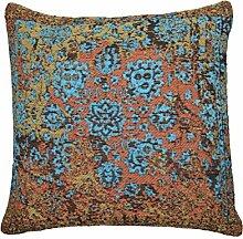 Sofa-Kissen Dekokissen modern Design Couch Solitaire Pillow 610 Abstrakt Muster Baumwolle 45x45 cm Mehrfarbig/ Zierkissen günstig online kaufen