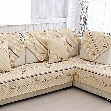Sofa-Kissen/Einfach und modern europäisch anmutenden Kissen-K 90x210cm(35x83inch)