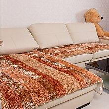 Sofa-kissen,fabric drift fenster kissen kissen non-slip kissen-C 60x180cm(24x71inch)