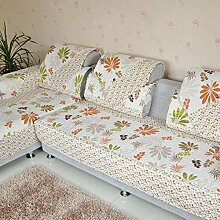 Sofa-kissen,fabric float fenster kissen simple modern leder kissen-A 70x240cm(28x94inch)