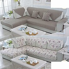 Sofa-kissen/Four Seasons Sofa Handtuch/Fashion Sofa Handtuch/Sommer-sofa-matte/Einfache Moderne Sofa Handtuch-B 110x180cm(43x71inch)