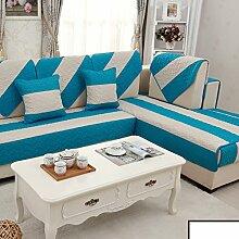 Sofa-kissen,kleine frische sommer leinen mat-D 70x180cm(28x71inch)