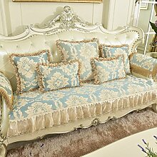 Sofa-kissen,luxuriöse matte,sofa set leder sofa-A 80x75cm(31x30inch)