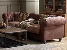 Sofa Landhausstil Springfield Chesterfield Couch
