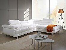 Sofa » LOVOS « Elegante Wohnlandschaft inkl. Schlaffunktion