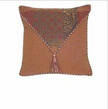 Sofa Pillow Pillow Pillow Pillow Rückenlehne Kissen zurück mit dem Kern ( farbe : D , größe : M )