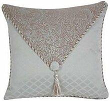 Sofa Pillow Pillow Pillow Pillow Rückenlehne Kissen zurück mit dem Kern ( farbe : F , größe : M )
