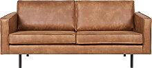 Sofa - Rodeo 2,5-Sitzer - Braun