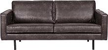 Sofa - Rodeo 2,5-Sitzer - Schwarz