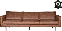 Sofa - Rodeo 3-Sitzer - Braun