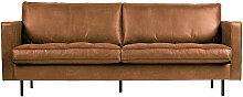 Sofa - Rodeo - Classic - 2,5-Sitzer - Braun
