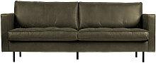 Sofa - Rodeo - Classic - 2,5-Sitzer - Grün