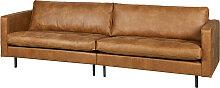 Sofa - Rodeo Classic 3-Sitzer - Braun