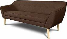 Sofa Scandi 3-Sitzer, Scandinavian Design, Couch