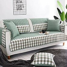 Sofa Schonbezug Robuster Sofabezug, Plaid Lace