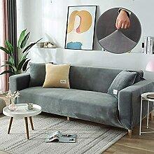 Sofa Slipcover L-förmige Sofa-Abdeckung für