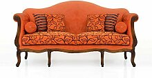 Sofa - Stil Antik | Barock | Rokkoko | Louis XV / XVI | Klassische | Handgefertigt | Massivholz