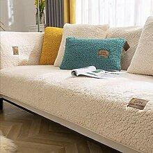 Sofa-überwurf Sofa Cover Studie,Dickes Plüsch