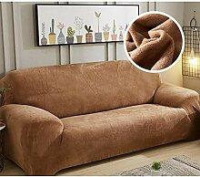 Sofa-Überzug aus dickem smat, für 3-Sitzer Sofa