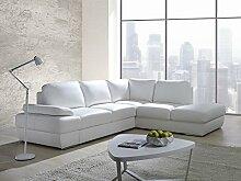 Sofa » VERSO « Elegante Wohnlandschaft inkl. Schlaffunktion