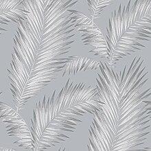 Sofa-Wand-Tapete Umweltstudie Tapete Einfache Schlafzimmerwand-D