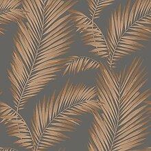 Sofa-Wand-Tapete Umweltstudie Tapete Einfache Schlafzimmerwand-A