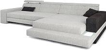 Sofa Wohnlandschaft IMOLA III Stoffsofa L-Form