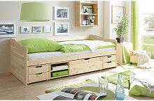 Sofabett Funktionsbett mit 4 Schubkästen